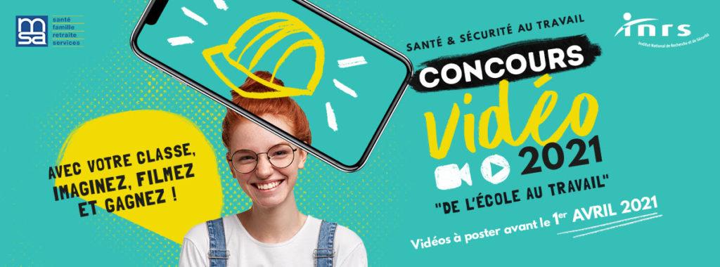 Lancement de la 9e édition du concours vidéo