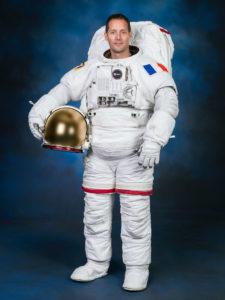 Astronaute Thomas Pesquet