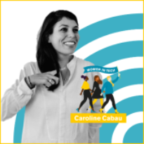 Caroline Cabau