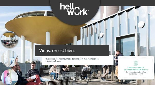 HelloWork recrute 30 nouveaux talents en 2021